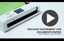 ADS-1700W scanner compact WiFi pour le petit bureau 9