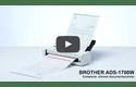ADS-1700W Compacte, draadloze documentenscanner 9