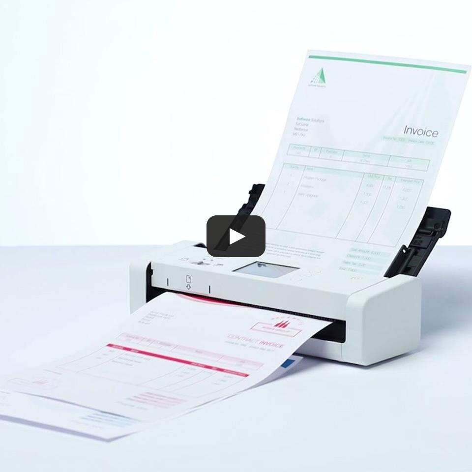 ADS-1700W kompaktowy skaner dokumentów 9