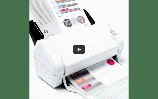 ADS-2200 scanner compact pour le petit bureau 11