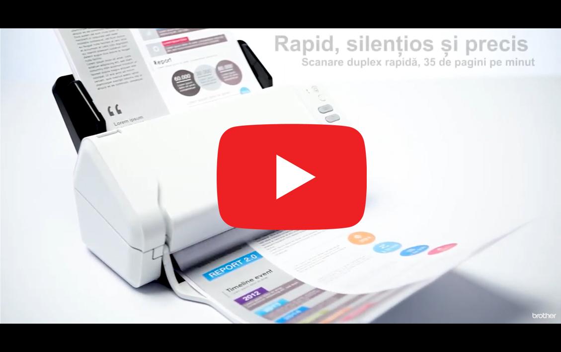 ADS-2200 Scanner de documente Brother 11
