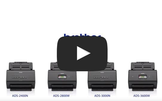 ADS-2800W - Scanner bureautique de documents WiFi  7