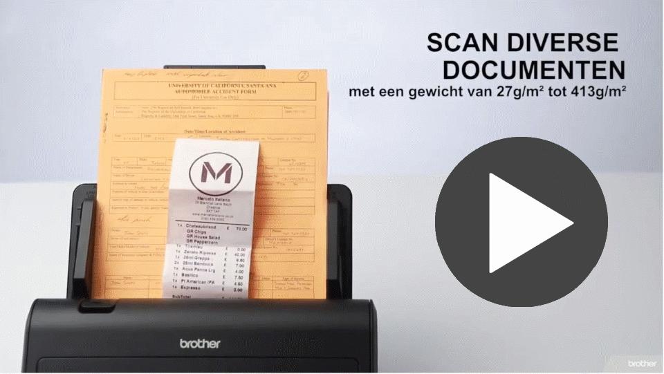 ADS-3000N desktop scanner 7