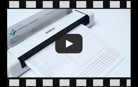 DS-740D scanner portable 7