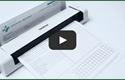 Brother DSmobile DS-740D divpusējas funkcijas portatīvais skeneris 7