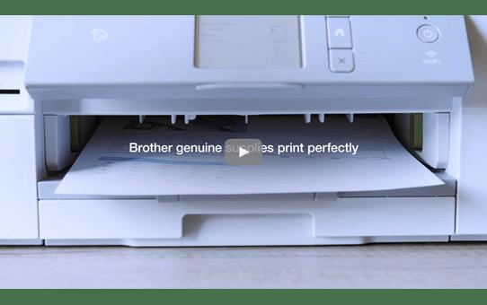 Genuine Brother LC1280XLBK High Yield Ink Cartridge – Black 4