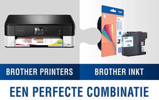 Brother LC1280XLM inktpatroon magenta 3