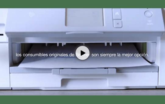 Oryginalny, wysokowydajny tusz Brother LC-1280XLM do drukarki atramentowej – magenta 3