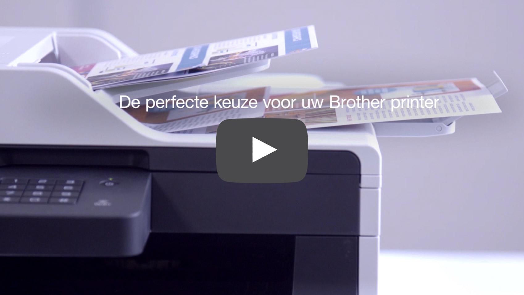 Originele Brother LC-12EBK zwarte inktcartridge 3