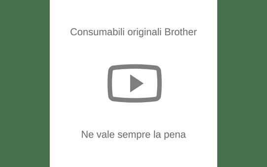Brother LC12EY Cartuccia originale inkjet - giallo 2