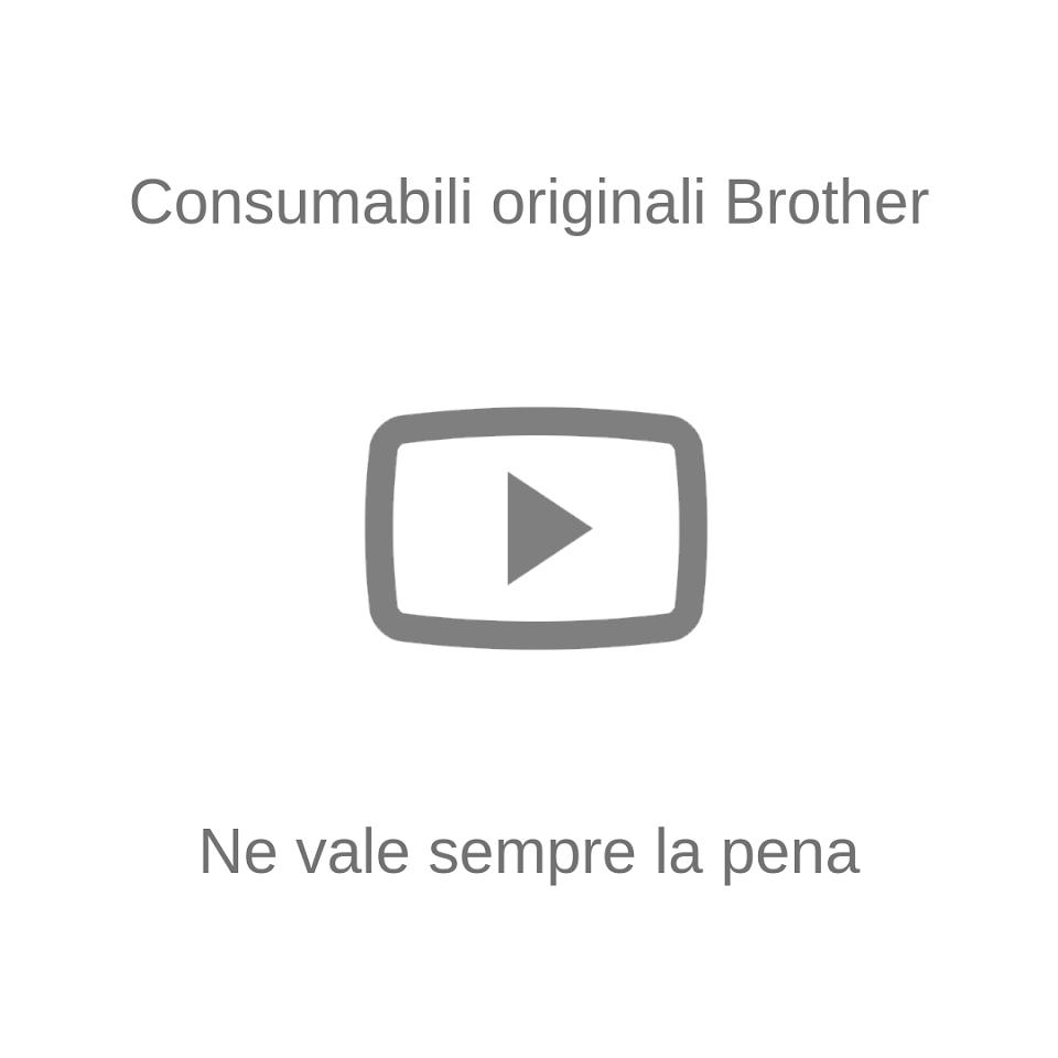 Brother LC22EY Cartuccia inket originale - giallo 2