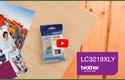 Brother LC-3219XL-Y Tintenpatrone – Gelb 5