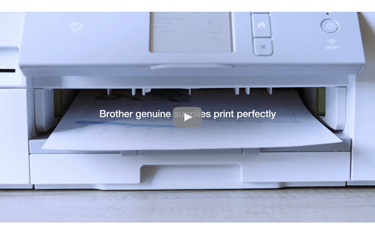 Genuine Brother LC3235XLBK ink cartridge - Black 3