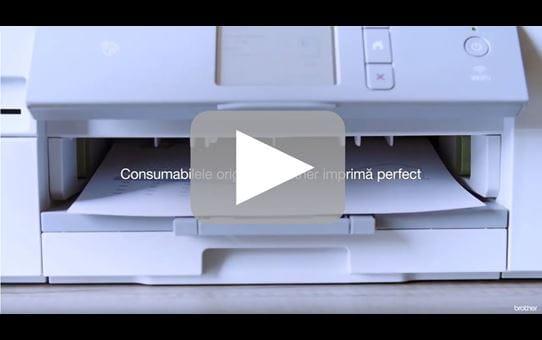 Cartuș de cerneală de capacitate mare original Brother LC3239XLC – Cyan 4