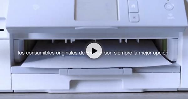 Oryginalny tusz Brother LC-980M – magenta 5