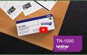 Genuine Brother TN1050 Toner Cartridge – Black 5