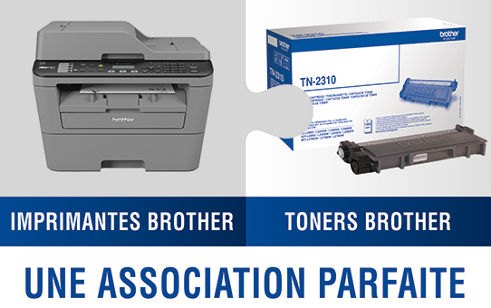 Brother TN2220 toner noir - haut rendement 3