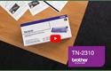 Brother TN-2310 Toner standard originale - nero 5