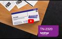TN-2320 toner noir - haut rendement 5
