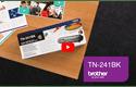 Brother TN-241BK Toner originale - nero 5