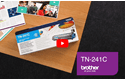 Brother TN241C toner cyaan - standaard rendement 5