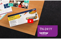 Brother TN241Y toner geel - standaard rendement 5
