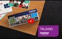 Genuine Brother TN-243C Toner Cartridge - Cyan 5