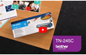 TN-245C toner cyan - rendement standard 5