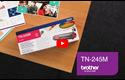 Genuine Brother TN-245M Toner Cartridge – Magenta 5