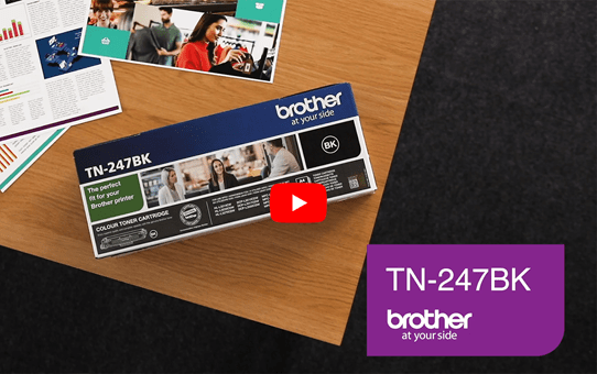 Brother TN247BK toner noir - haut rendement 5