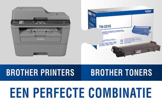 Brother TN3030 toner zwart - standaard rendement 2