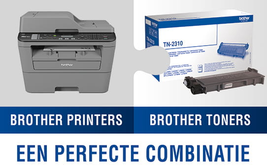 Brother TN3060 toner zwart - hoog rendement 2