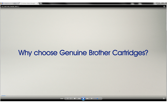 Genuine Brother TN-320C Toner Cartridge – Cyan 3