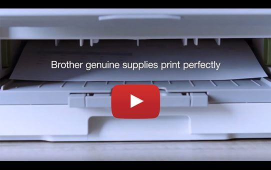 Brother TN320M toner magenta - rendement standard 4