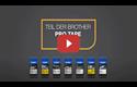 Brother FLe-6511 Schriftband – schwarz auf gelb 5