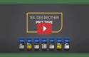 Brother TZe-FX261 Flexi-Tape – schwarz auf weiß 5